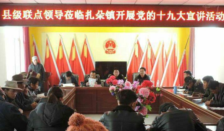 称多县强化远程教育工作方便党员群众学习党的十九大精神