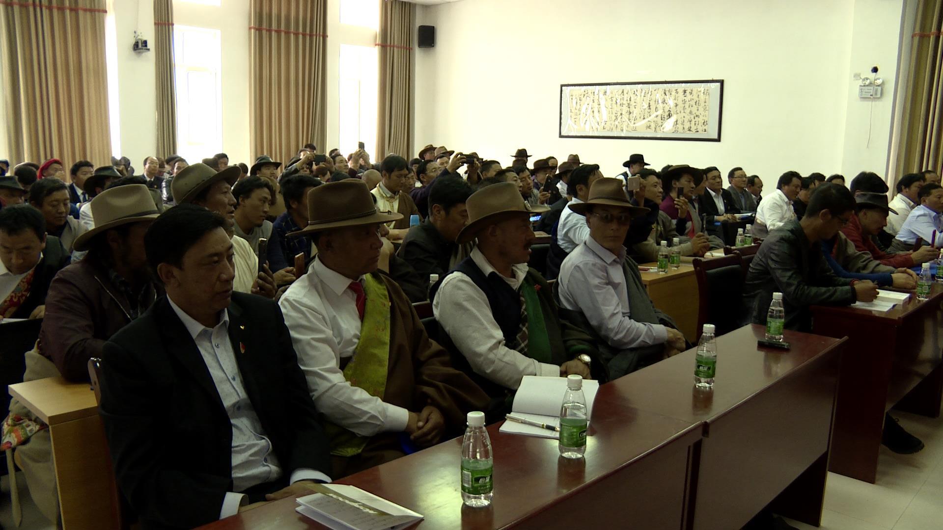 玉树州举办全州村(社区)党支部书记州级重点培训班
